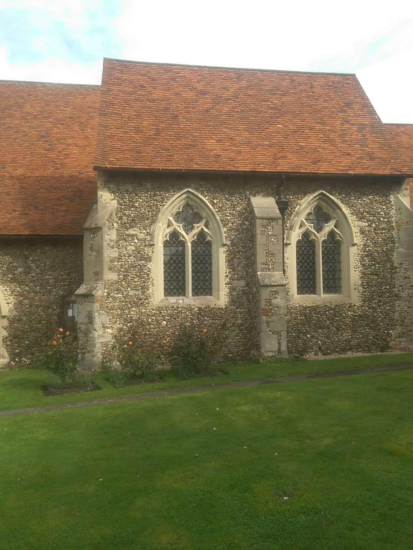 The Parish Church of Saint Andrew - church    Photo 8 of 10   Address: North Weald Bassett, Epping CM16 6AL, UK