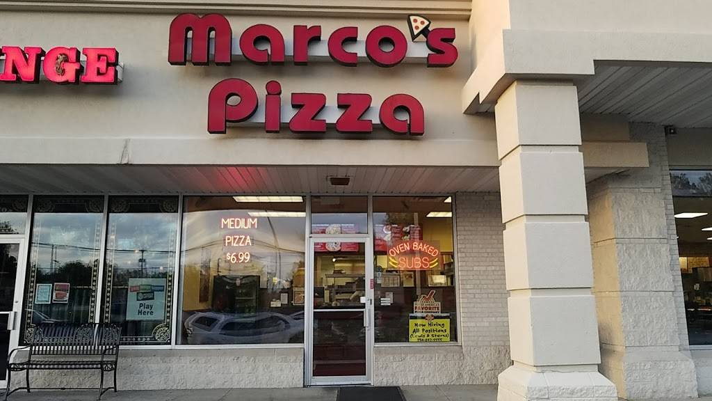 Marcos Pizza - meal takeaway  | Photo 1 of 10 | Address: 7400 Lewis Ave, Temperance, MI 48182, USA | Phone: (734) 847-5555