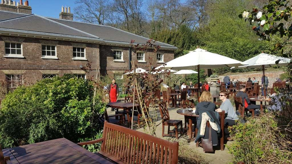 The Brew House - cafe    Photo 3 of 10   Address: Kenwood House, Hampstead Ln, Highgate, London NW3 7JR, UK   Phone: 020 8348 4073