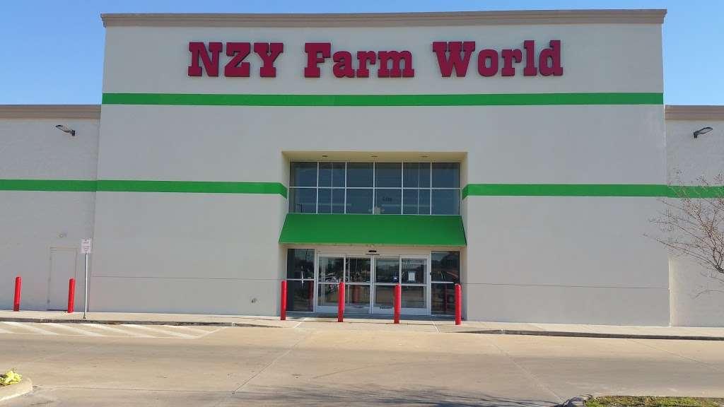 NZY Farm World - home goods store    Photo 3 of 10   Address: 5400 FM1640 #100, Richmond, TX 77469, USA   Phone: (832) 945-3187