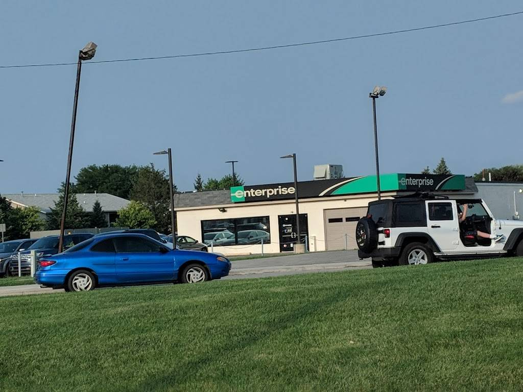Enterprise Rent-A-Car - car rental  | Photo 2 of 9 | Address: 1382 Conant St, Maumee, OH 43537, USA | Phone: (419) 891-1233