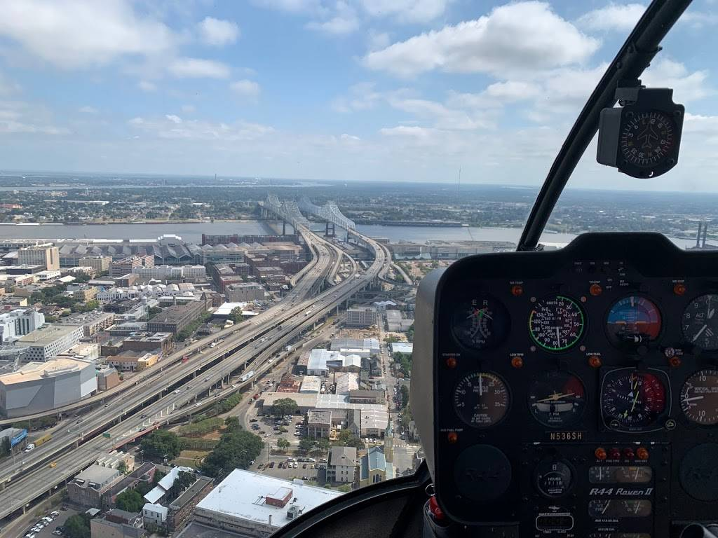 New Orleans Aerial Tours & Flight Training - travel agency    Photo 5 of 7   Address: 5701 Walter Beech St, New Orleans, LA 70126, USA   Phone: (504) 241-9131
