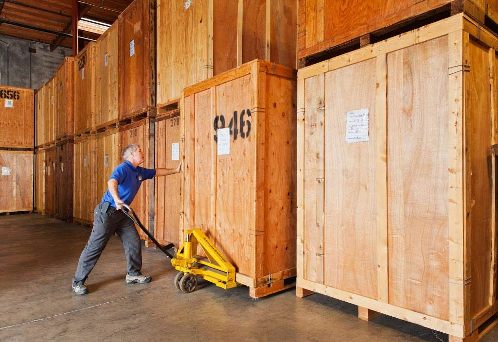 Main Street Moving & Storage - moving company  | Photo 6 of 10 | Address: 1129 Industrial Ave, Petaluma, CA 94952, USA | Phone: (707) 763-2100