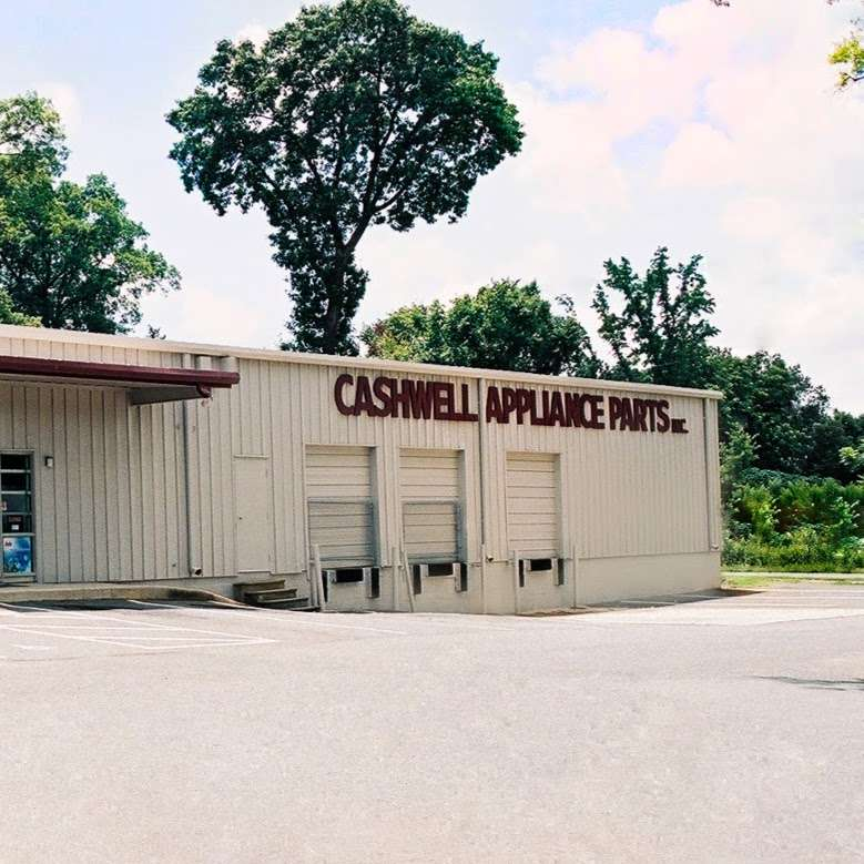 Cashwell Appliance Parts Inc Store 2900 N Graham St