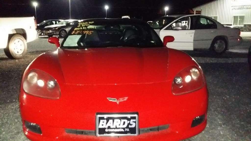 Bards Auto & Truck Sales - car dealer  | Photo 1 of 9 | Address: 410 S Antrim Way, Greencastle, PA 17225, USA | Phone: (717) 597-1234