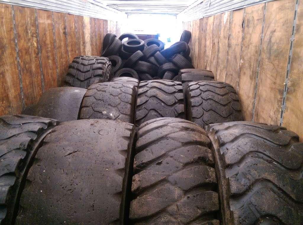 Quick Tires Recycling/We Buy Automotive Scrap - Car repair | 38w720
