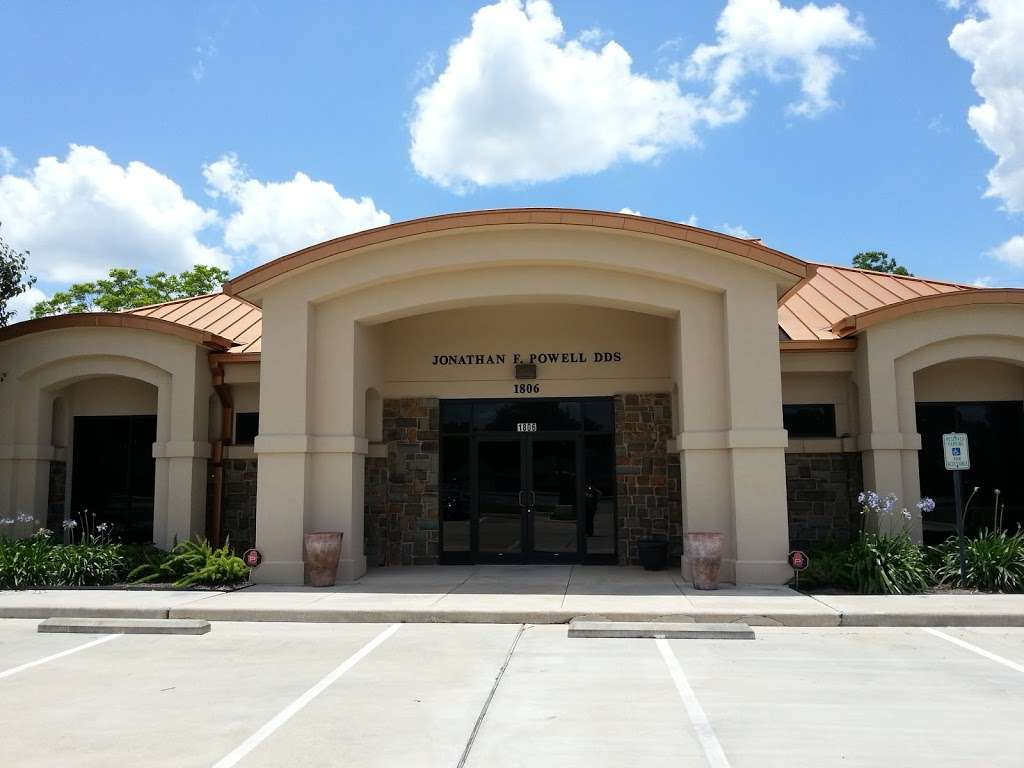 Dr. Jonathan F. Powell, DDS - dentist  | Photo 5 of 8 | Address: 1806 Thompson Rd, Richmond, TX 77469, USA | Phone: (281) 341-6644