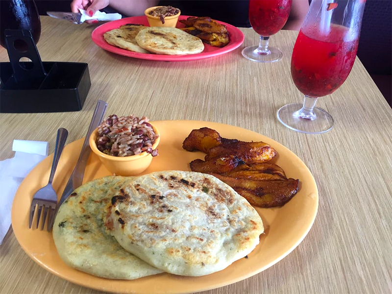 El Salpicón Pupuseria - restaurant    Photo 2 of 8   Address: 2252 Euclid Ave H, Ontario, CA 91762, USA   Phone: (909) 988-8880