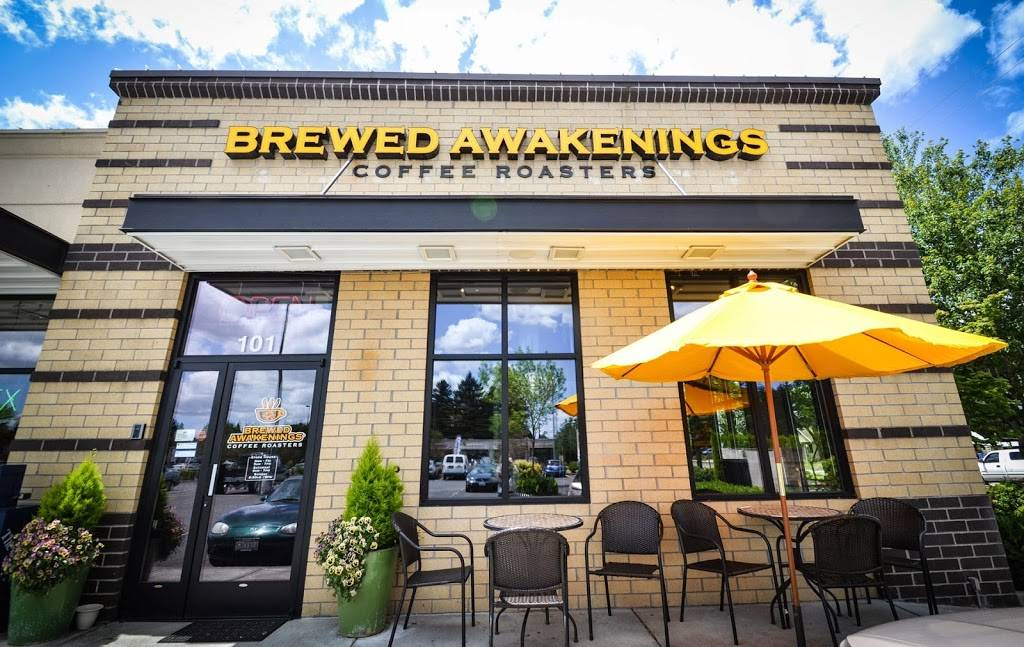 Brewed Awakenings Coffee Roasters - bakery    Photo 1 of 9   Address: 6709 NE 63rd St #101, Vancouver, WA 98661, USA   Phone: (360) 718-7098