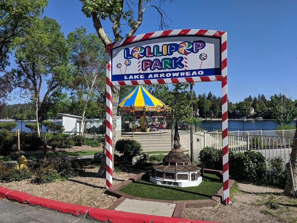 Lollipop Park - amusement park  | Photo 5 of 10 | Address: 28200 CA-189 A-100, Lake Arrowhead, CA 92352, USA | Phone: (909) 337-2999
