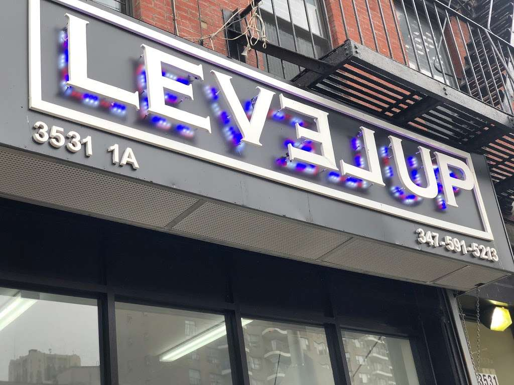 Level Up Grooming Studio - hair care    Photo 10 of 10   Address: 3531 3rd Ave Store 1A, The Bronx, NY 10456, USA   Phone: (347) 591-5213