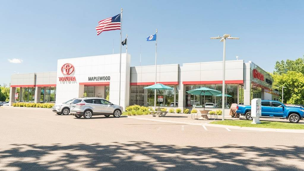 Maplewood Toyota - car dealer  | Photo 1 of 9 | Address: 2873 Maplewood Dr, Maplewood, MN 55109, USA | Phone: (651) 482-1322