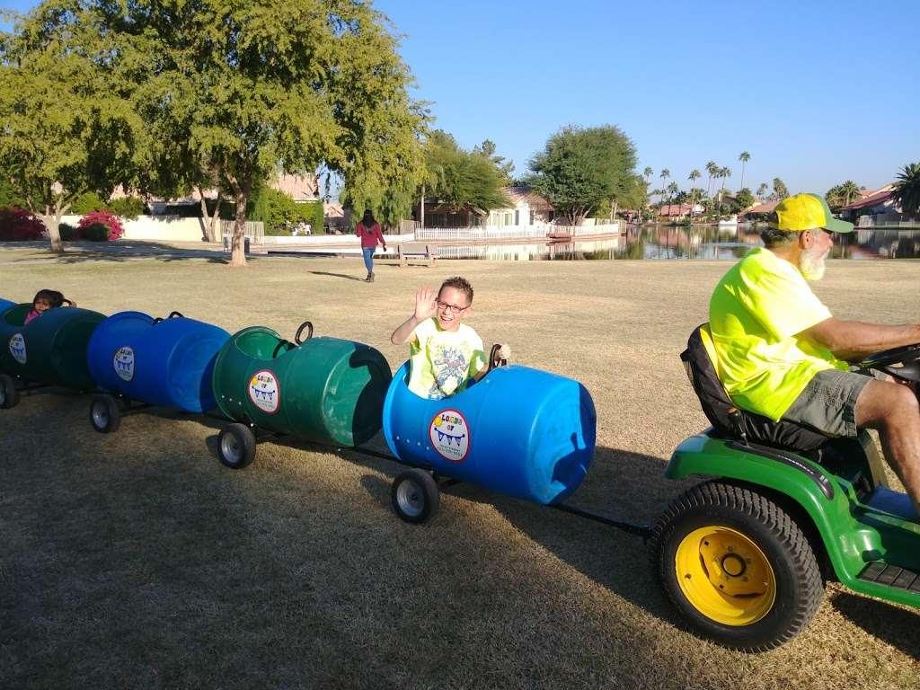 Kimberly Park - park  | Photo 9 of 10 | Address: 3325 N W Garden Lakes Pkwy, Avondale, AZ 85392, USA | Phone: (480) 921-7500