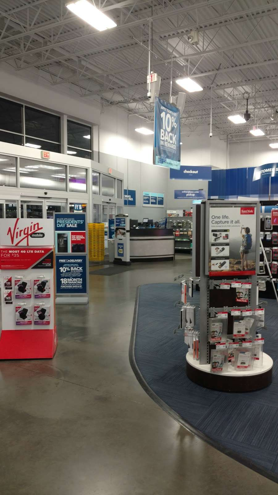 Best Buy - electronics store  | Photo 6 of 10 | Address: 3849 S Delsea Dr, Vineland, NJ 08360, USA | Phone: (856) 765-1880