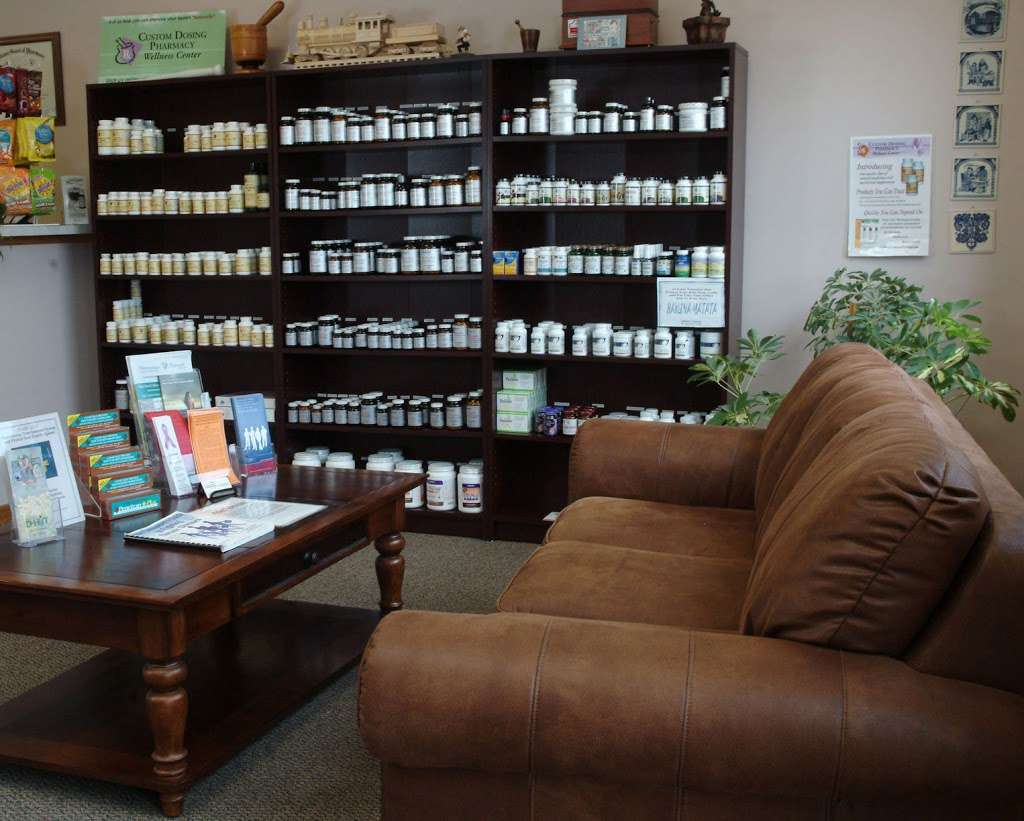 Custom Dosing Pharmacy - pharmacy    Photo 1 of 4   Address: 1000 Breuckman Dr, Crown Point, IN 46307, USA   Phone: (219) 662-5602