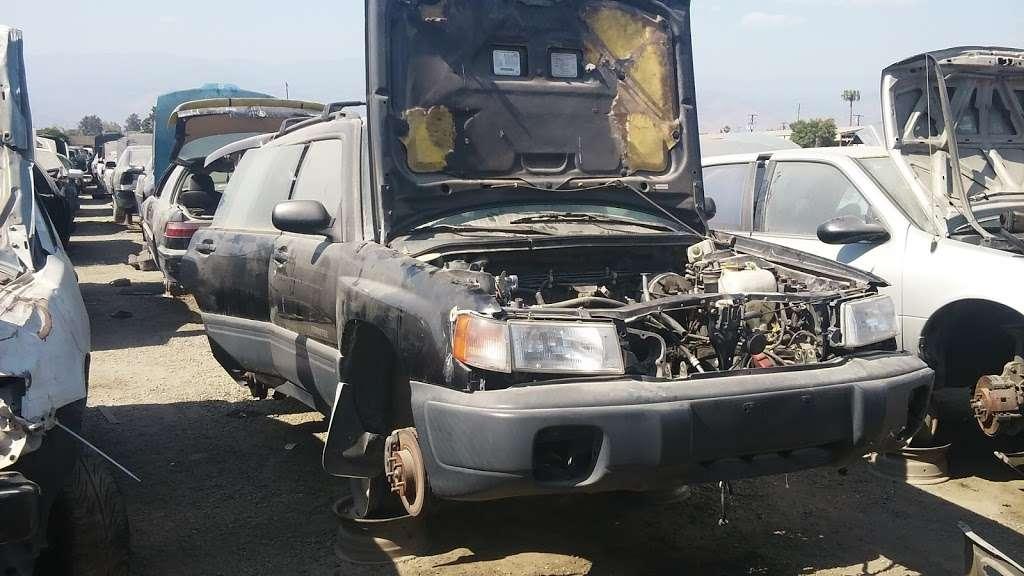 LKQ Pick Your Part - San Bernardino - car repair  | Photo 1 of 10 | Address: 434 6th St, San Bernardino, CA 92410, USA | Phone: (800) 962-2277