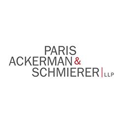 Paris Ackerman & Schmierer LLP - lawyer    Photo 2 of 2   Address: 103 Eisenhower Pkwy, Roseland, NJ 07068, USA   Phone: (973) 228-6667