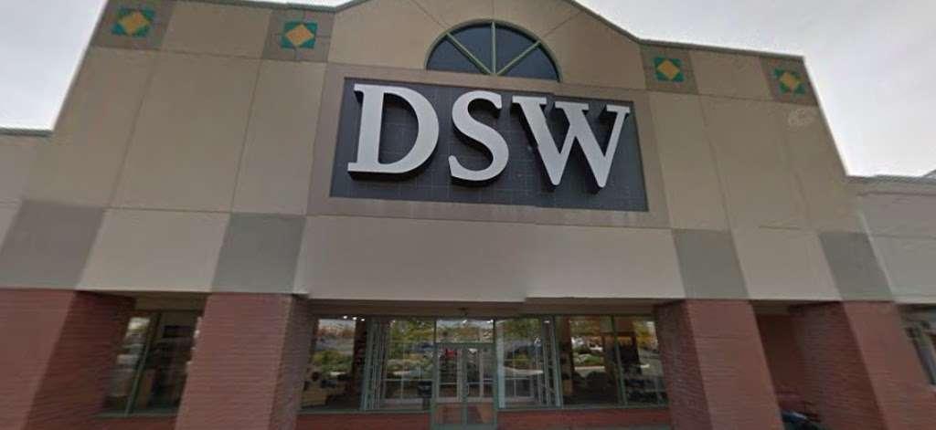 DSW Designer Shoe Warehouse - shoe store    Photo 2 of 10   Address: 225 Consumer Square, Mays Landing, NJ 08330, USA   Phone: (609) 272-8300