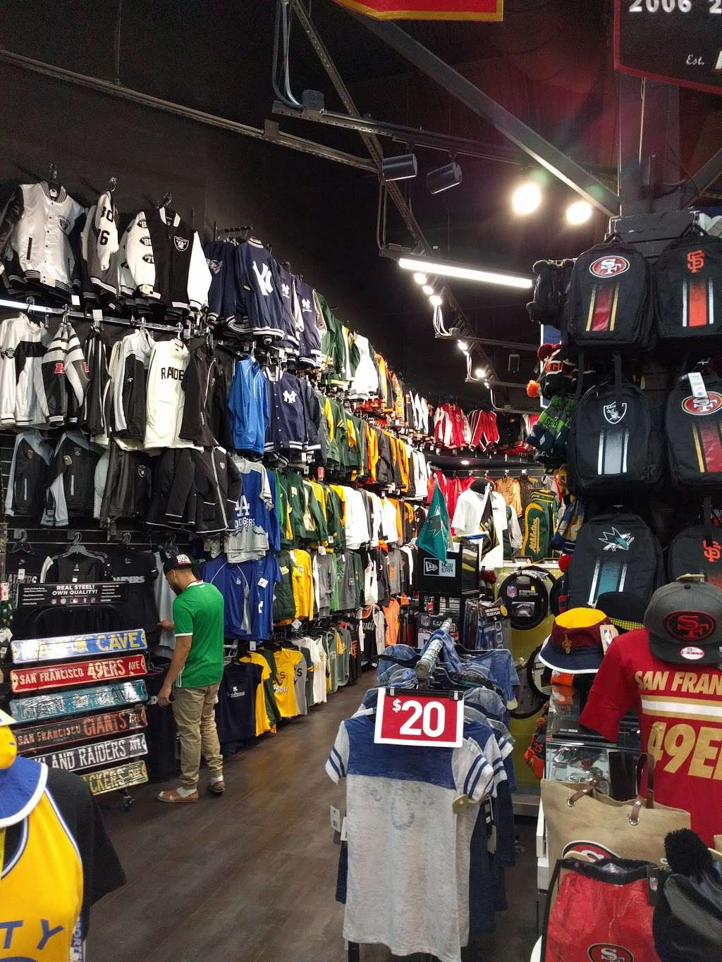 Sporters - clothing store    Photo 7 of 7   Address: 460 Great Mall Dr, Milpitas, CA 95035, USA   Phone: (408) 942-7767