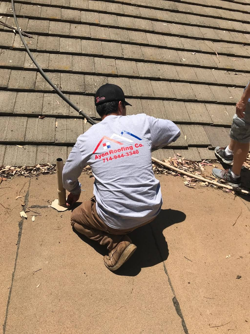 Ayon's Roofing - roofing contractor  | Photo 2 of 8 | Address: 1713 E Sycamore St, Anaheim, CA 92805, USA | Phone: (714) 944-3340