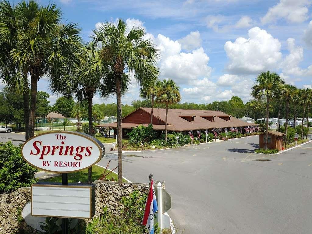 The Springs RV Resort - rv park  | Photo 1 of 10 | Address: 2950 NE 52nd Ct, Silver Springs, FL 34488, USA | Phone: (352) 236-5250
