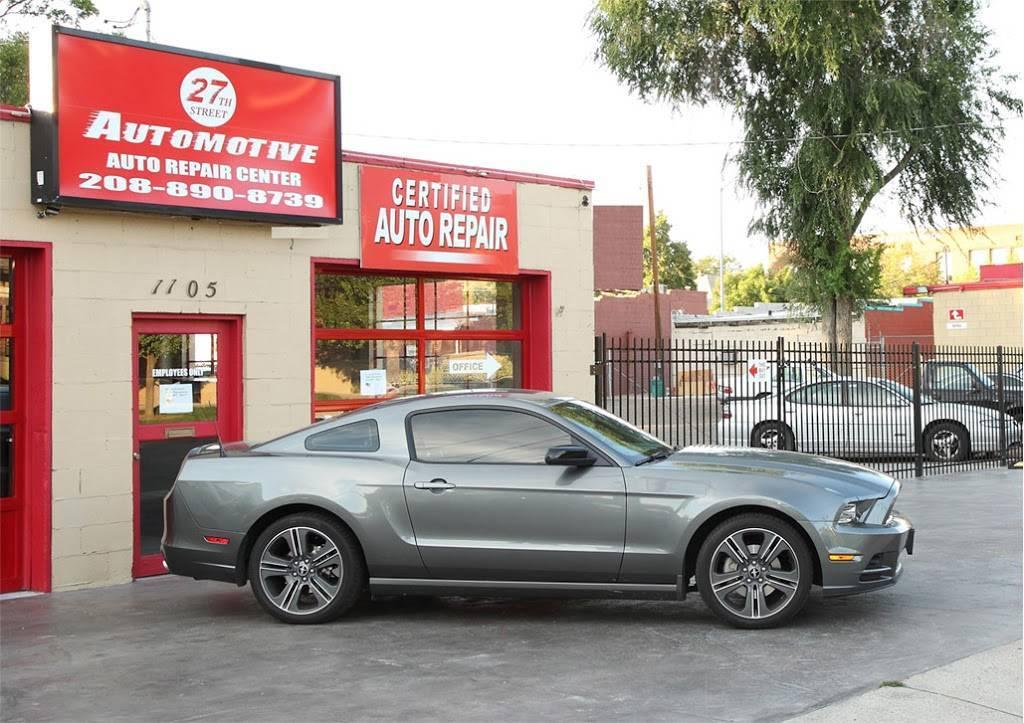 27th St. Automotive - car dealer  | Photo 6 of 10 | Address: 1105 N 27th St, Boise, ID 83702, USA | Phone: (208) 890-8739