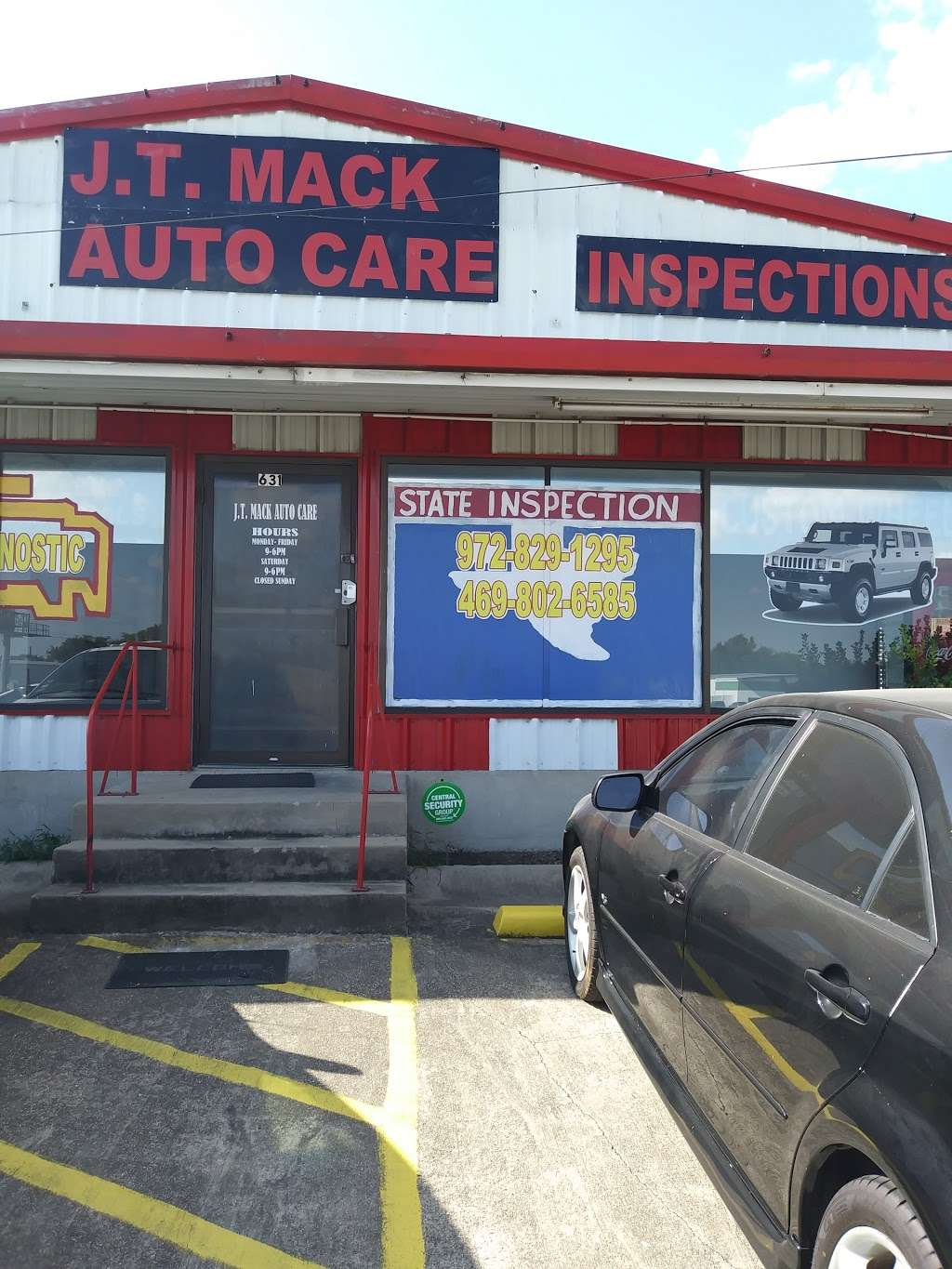 All Tune and Lube - car repair    Photo 1 of 2   Address: 633 E Hwy 67, Duncanville, TX 75137, USA