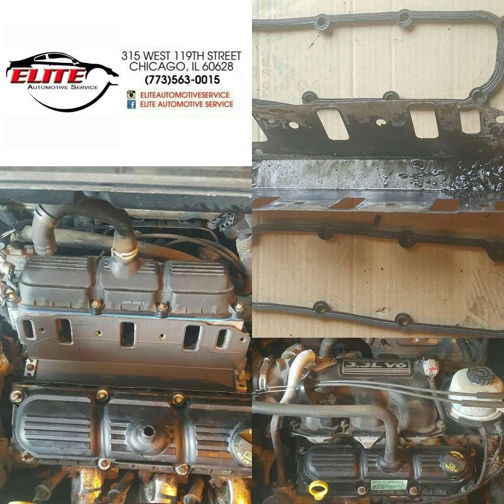 Elite Automotive Service - car repair  | Photo 9 of 10 | Address: 315 W 119th St, Chicago, IL 60628, USA | Phone: (773) 563-0015