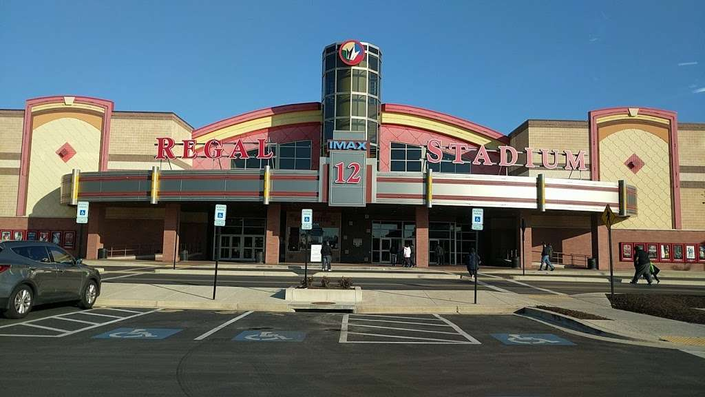Regal Cinemas Waugh Chapel 12 & IMAX - movie theater  | Photo 2 of 10 | Address: 1419 S Main Chapel Way, Gambrills, MD 21054, USA | Phone: (844) 462-7342