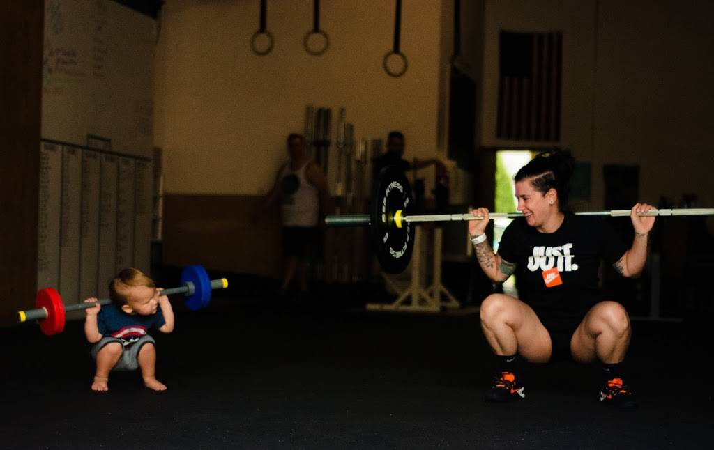 CrossFit ELM - gym  | Photo 9 of 10 | Address: 12301 N, Grant St Suite 120, Thornton, CO 80241, USA | Phone: (303) 920-2062