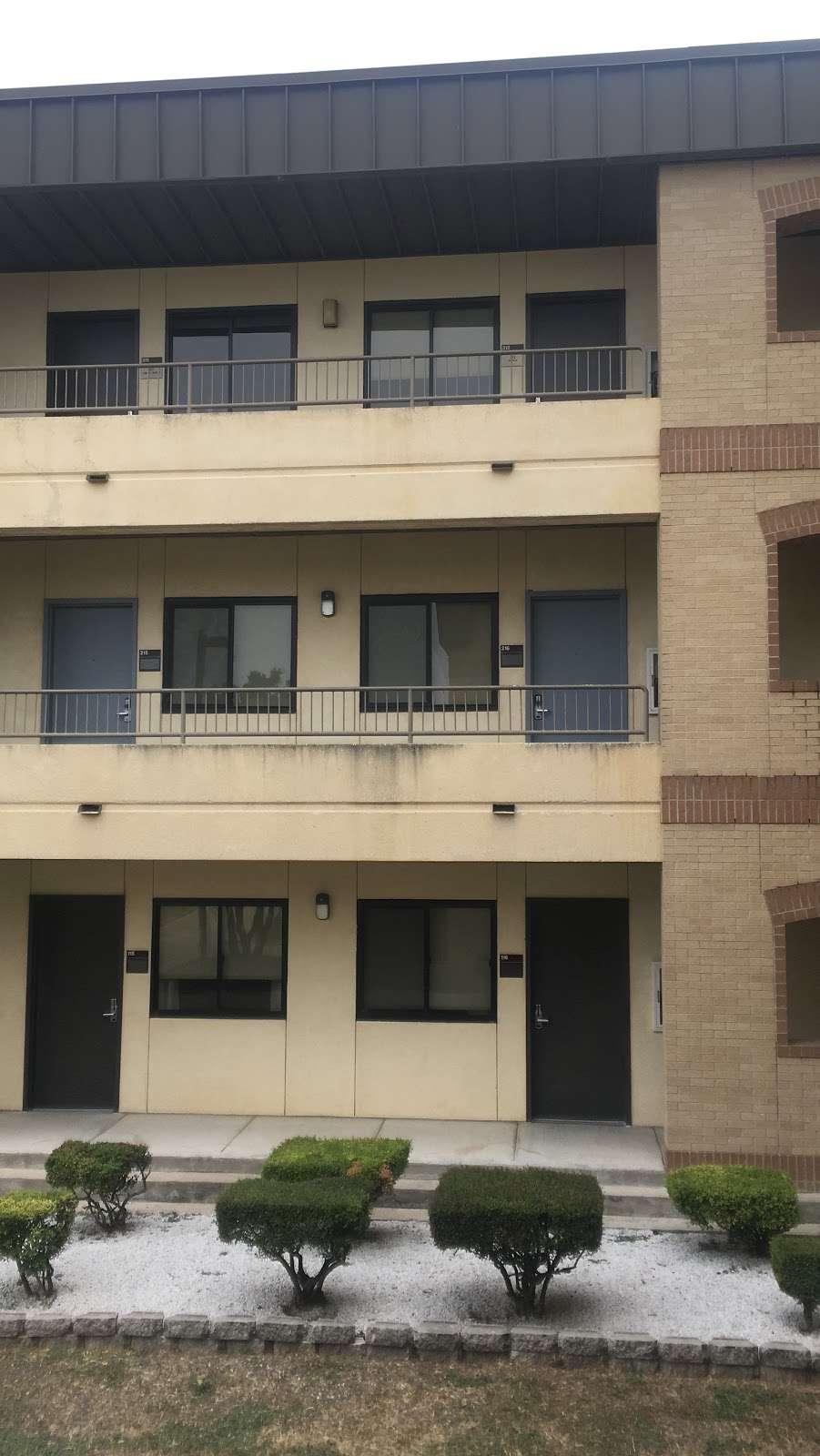 Gateway Lodge 7435 (IAAFA Inn) - lodging  | Photo 1 of 10 | Address: Craw Ave, Lackland AFB, TX 78236, USA | Phone: (210) 675-5050