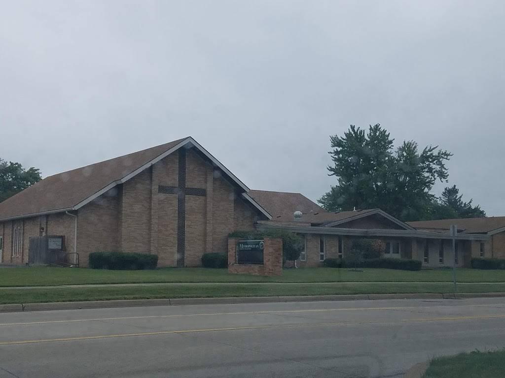 Metropolitan Church of the Nazarene - church  | Photo 2 of 2 | Address: 18945 Frazho Rd, Roseville, MI 48066, USA | Phone: (586) 778-5010