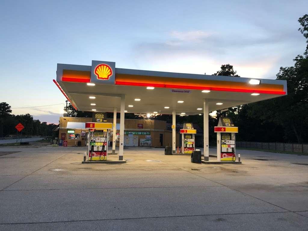 Shell - gas station  | Photo 1 of 3 | Address: 107 US-90, Devers, TX 77538, USA | Phone: (972) 444-1000