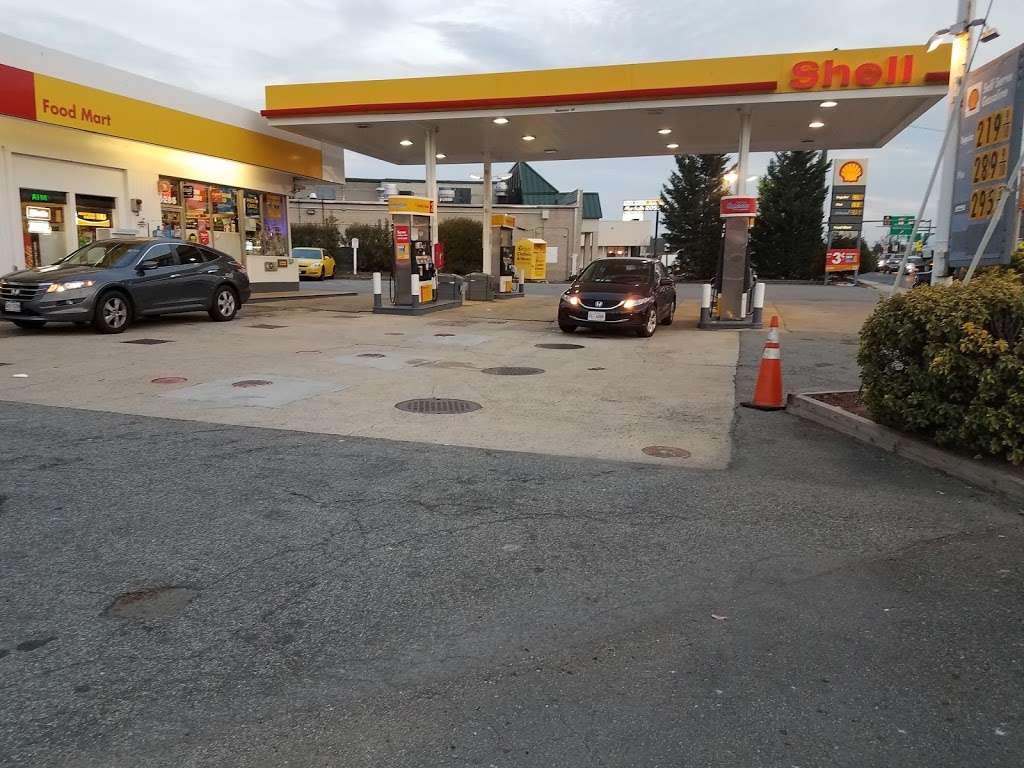 Shell - gas station  | Photo 1 of 3 | Address: 6286 Little River Turnpike, Alexandria, VA 22312, USA | Phone: (703) 941-3870