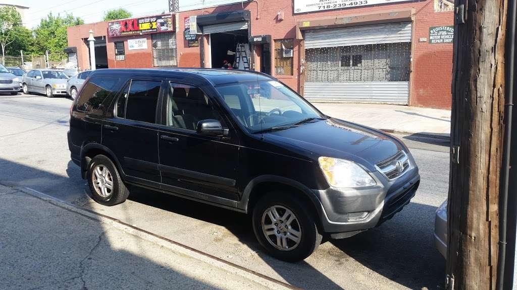 R N & AC Body Shop Inc - car repair  | Photo 1 of 1 | Address: 909 Sacket Ave, The Bronx, NY 10462, USA | Phone: (718) 792-5323