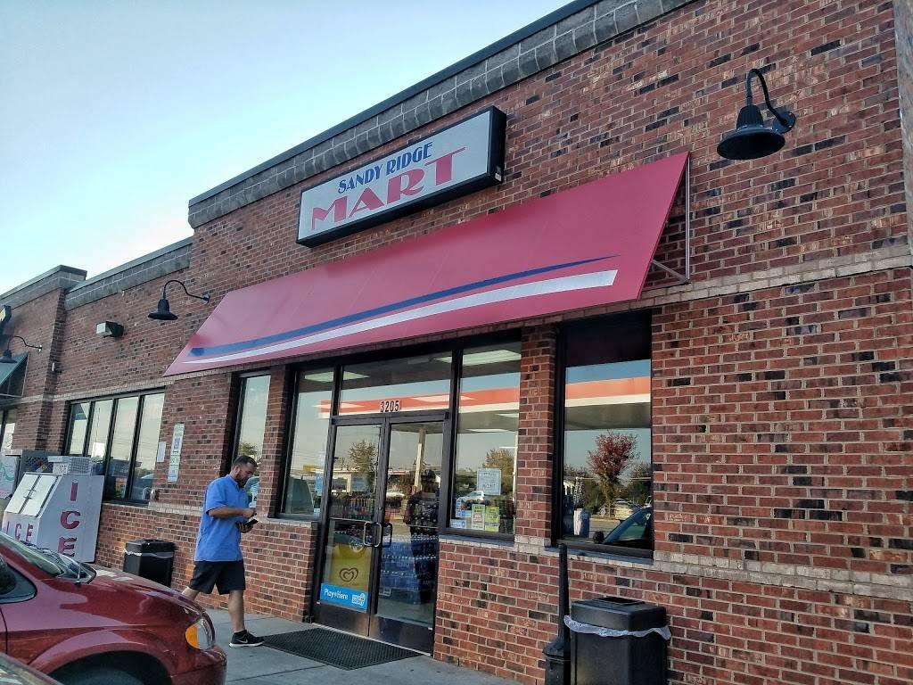 SANDY RIDGE FOOD MART - gas station  | Photo 7 of 9 | Address: 3205 Sandy Ridge Rd, Colfax, NC 27235, USA | Phone: (336) 681-4726