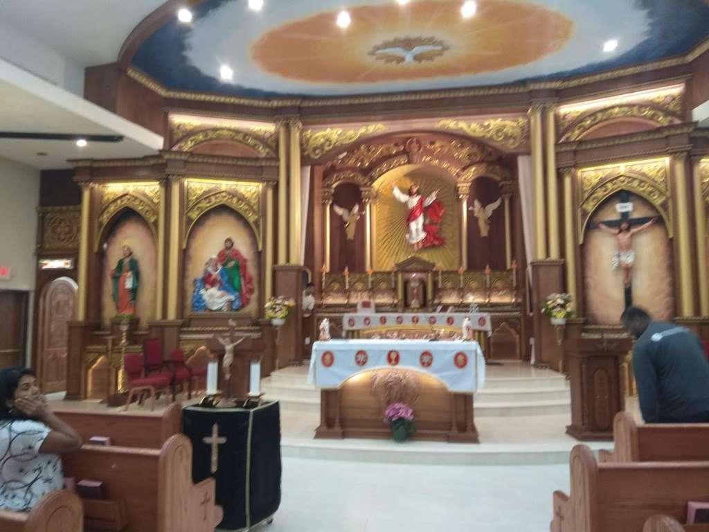 St. Thomas Syro-Malabar Church - church  | Photo 10 of 10 | Address: 608 Welsh Rd, Philadelphia, PA 19115, USA | Phone: (215) 464-4008
