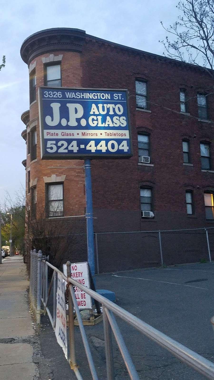 J P Auto Glass - car repair    Photo 2 of 2   Address: 3326 Washington St, Jamaica Plain, MA 02130, USA   Phone: (617) 524-4404