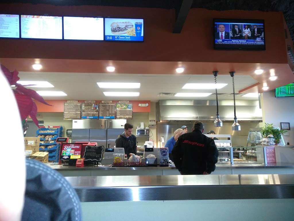Johnnys Subs & Sundae Shop - restaurant  | Photo 3 of 9 | Address: 1124 E Main St, Salisbury, MD 21804, USA | Phone: (410) 860-5447
