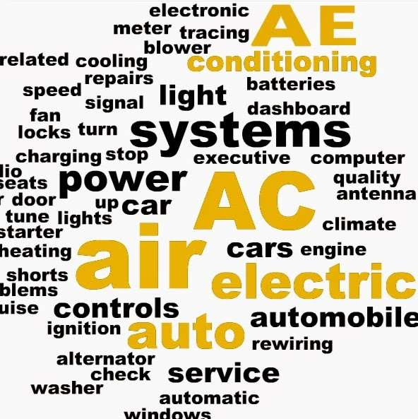 Auto Electric Air Conditioning - car repair  | Photo 3 of 3 | Address: 23131 Orange Ave, Lake Forest, CA 92630, USA | Phone: (949) 768-1415