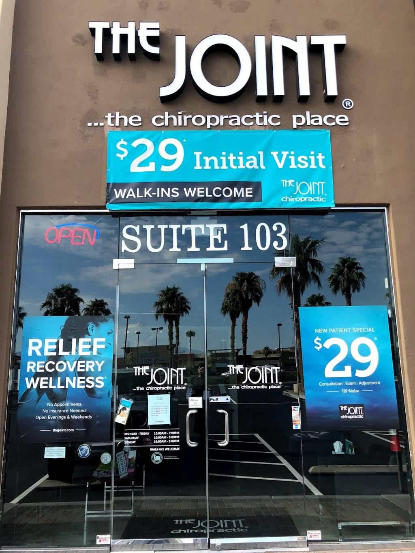 The Joint Chiropractic - health  | Photo 6 of 6 | Address: 8820 W Charleston Blvd, Las Vegas, NV 89117, USA | Phone: (702) 745-2355