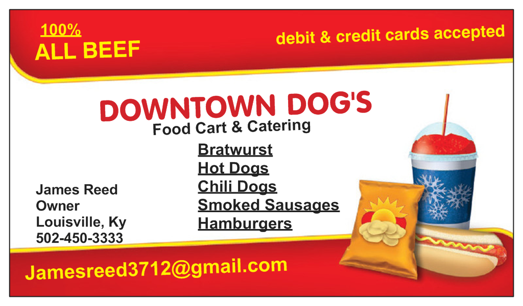 DOWN TOWN DOGS - meal takeaway  | Photo 1 of 1 | Address: 2120 Rundill Rd, Louisville, KY 40214, USA | Phone: (502) 416-6228
