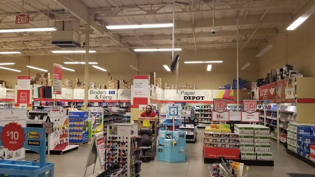 Office Depot - furniture store  | Photo 3 of 10 | Address: 1937 N Campus Ave, Upland, CA 91784, USA | Phone: (909) 949-1220