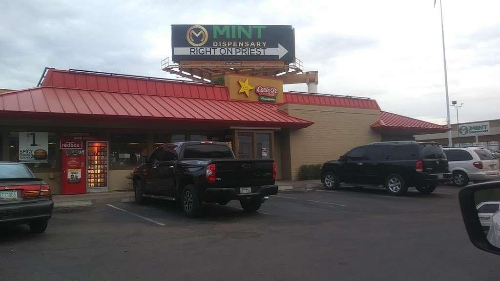 Carls Jr. - restaurant  | Photo 4 of 10 | Address: 1519 W Baseline Rd, Guadalupe, AZ 85283, USA | Phone: (480) 838-4063