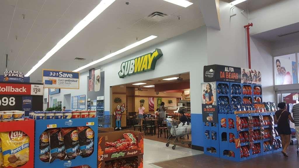 Subway Restaurants - restaurant  | Photo 2 of 5 | Address: 1455 E Lake Cook Rd, Wheeling, IL 60090, USA | Phone: (847) 947-7003