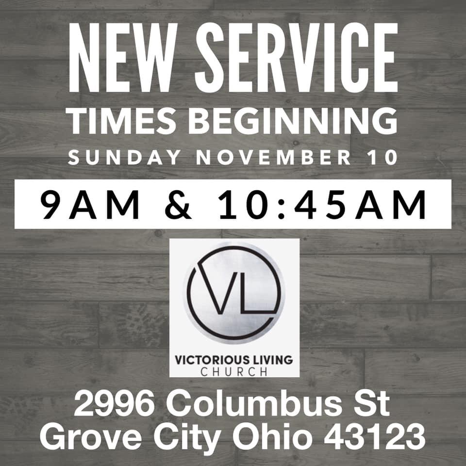 Victorious Living Christian Center - church  | Photo 9 of 10 | Address: Victorious Living Church, 2996 Columbus St, Grove City, OH 43123, USA | Phone: (614) 782-2037