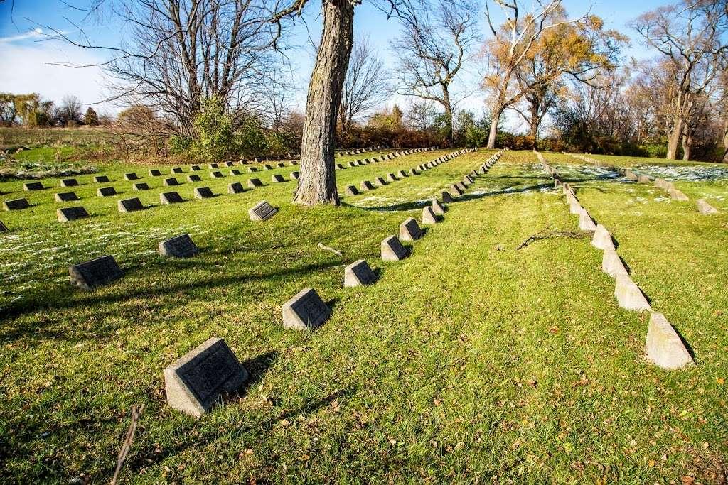 Monkey Hill Cemetery - cemetery  | Photo 1 of 4 | Address: Lockport, IL 60441, USA