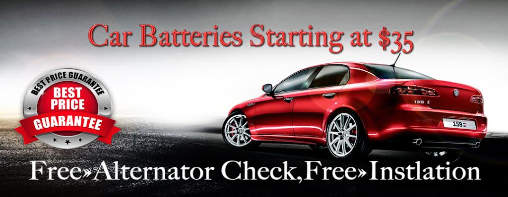 AMF $35 CAR BATTERIES - car repair    Photo 8 of 10   Address: 2412 Elizabeth Ln, Seagoville, TX 75159, USA   Phone: (214) 884-6418