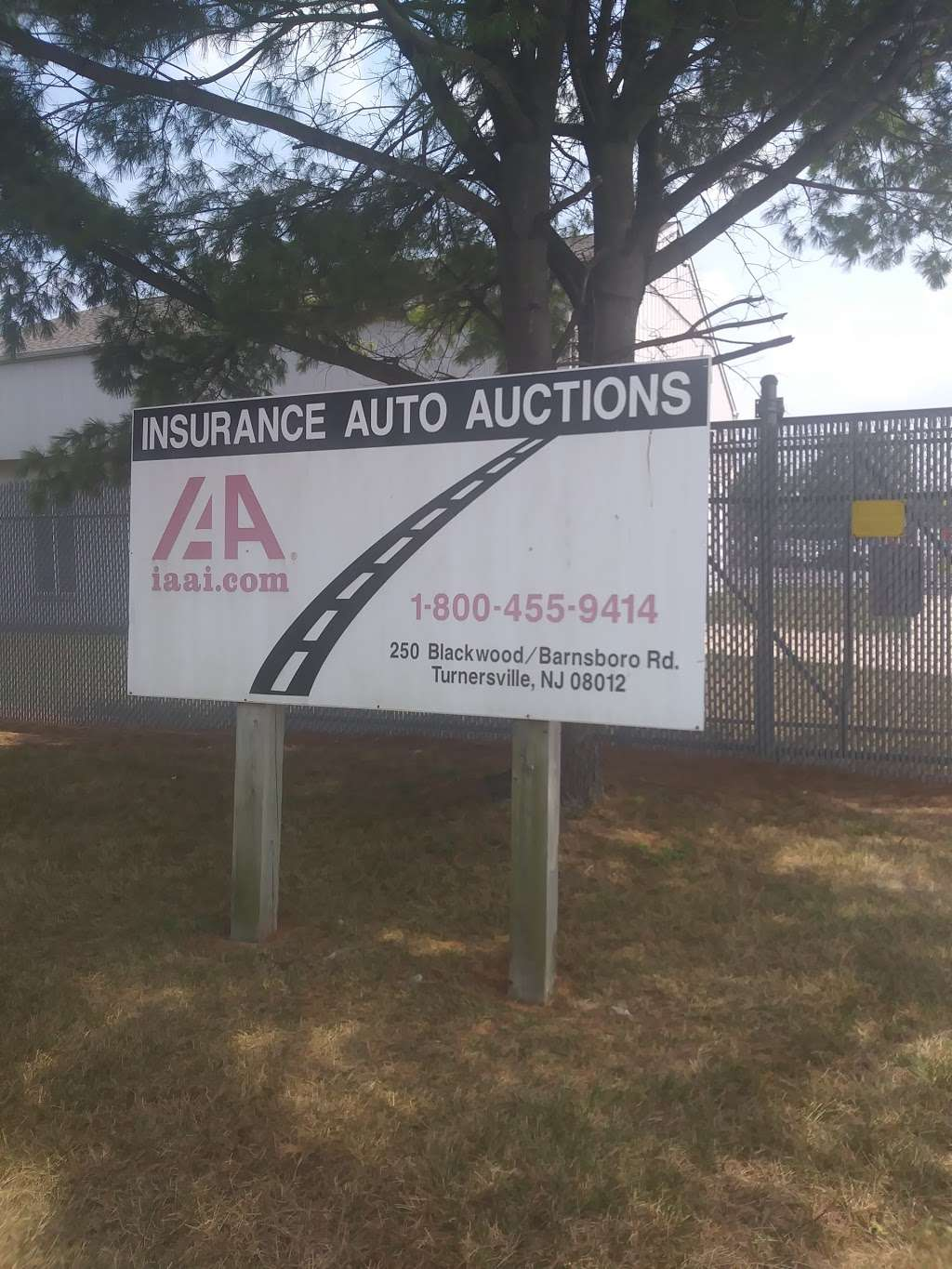 Insurance Auto Auctions - insurance agency  | Photo 7 of 8 | Address: 250 Blackwood Barnsboro Rd, Turnersville, NJ 08012, USA | Phone: (856) 227-8760