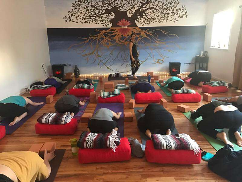 Sattva Yoga Jersey City - gym  | Photo 1 of 10 | Address: 523 Palisade Ave, Jersey City, NJ 07307, USA | Phone: (201) 839-5242